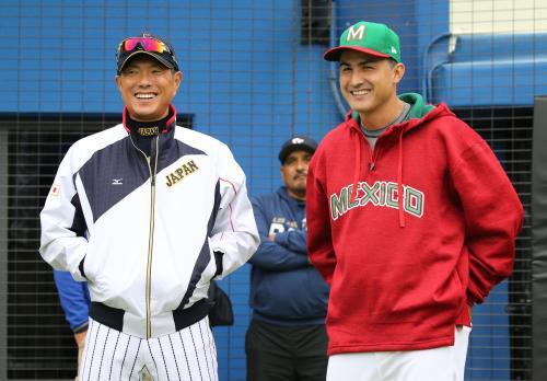 元巨人のメキシコ代表監督 現在、G駐米スカウトで日本野球熟知 ...