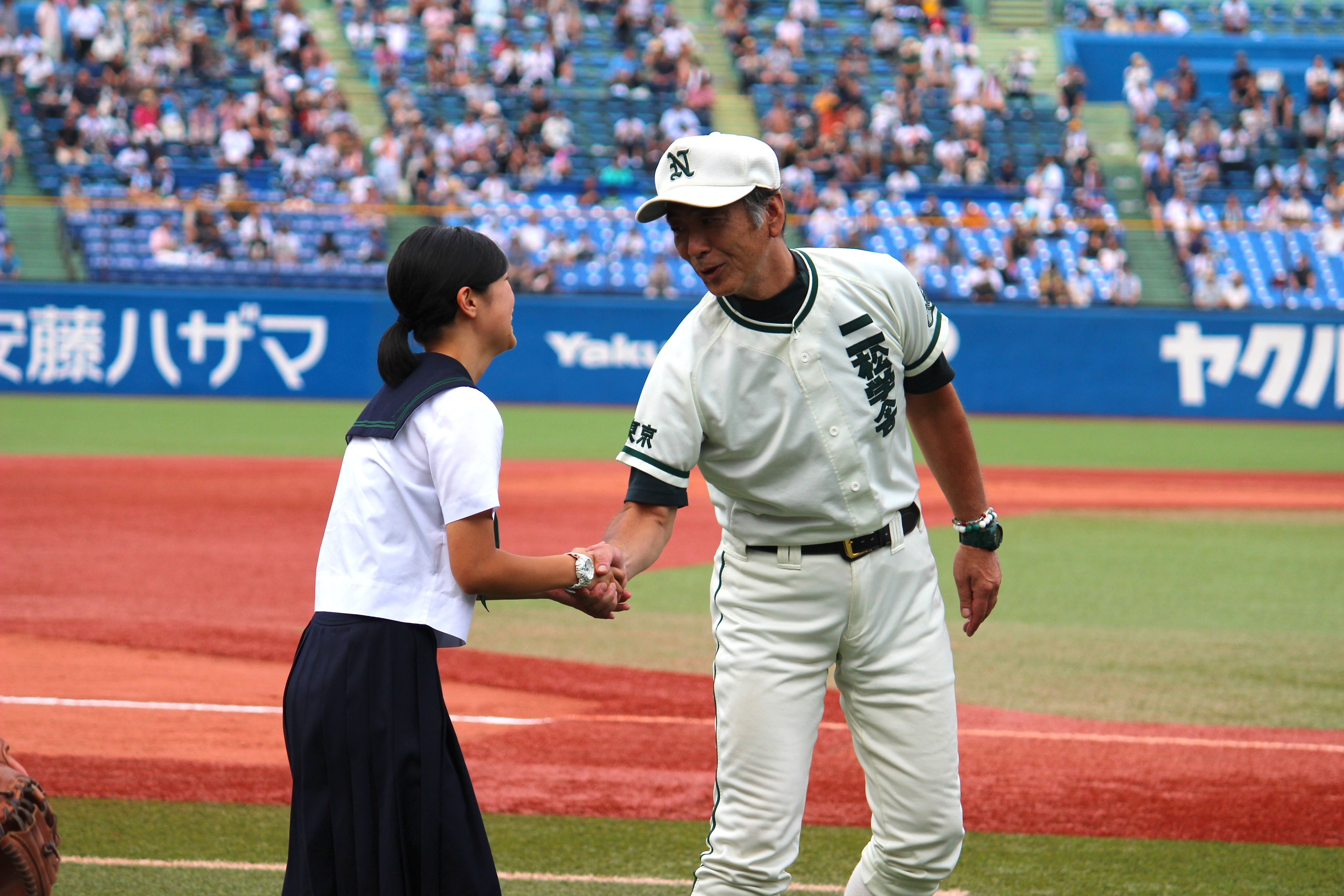 野球 二 松 学舎 部 高校