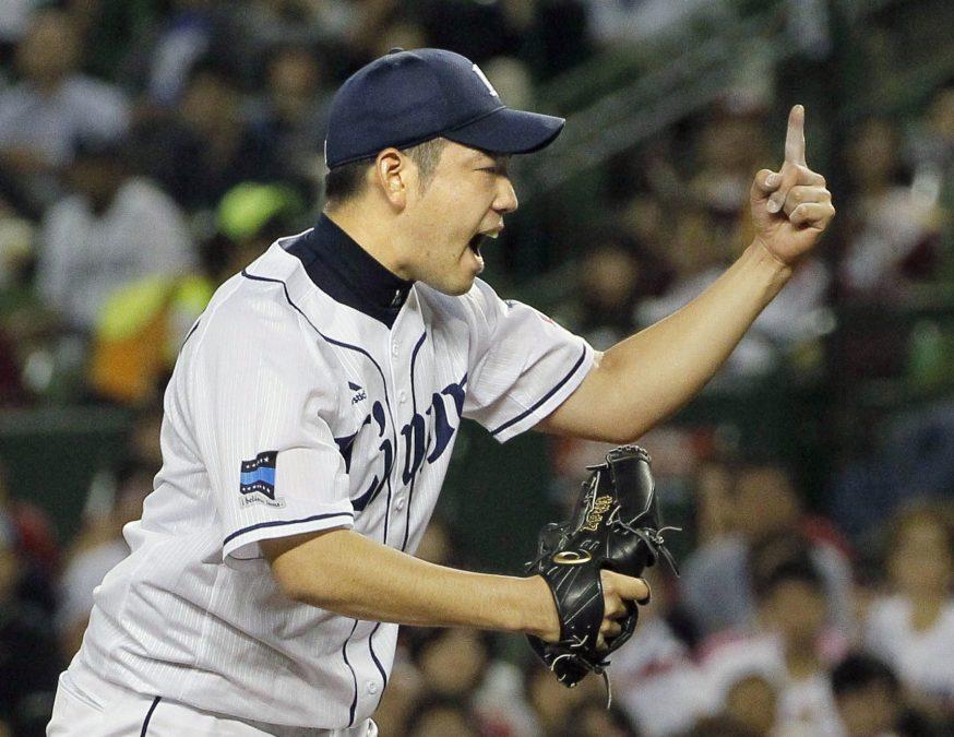 "BASEBALL GATE              プロ野球            菊池雄星の躍進を支えた""バックフット・スライダー"""