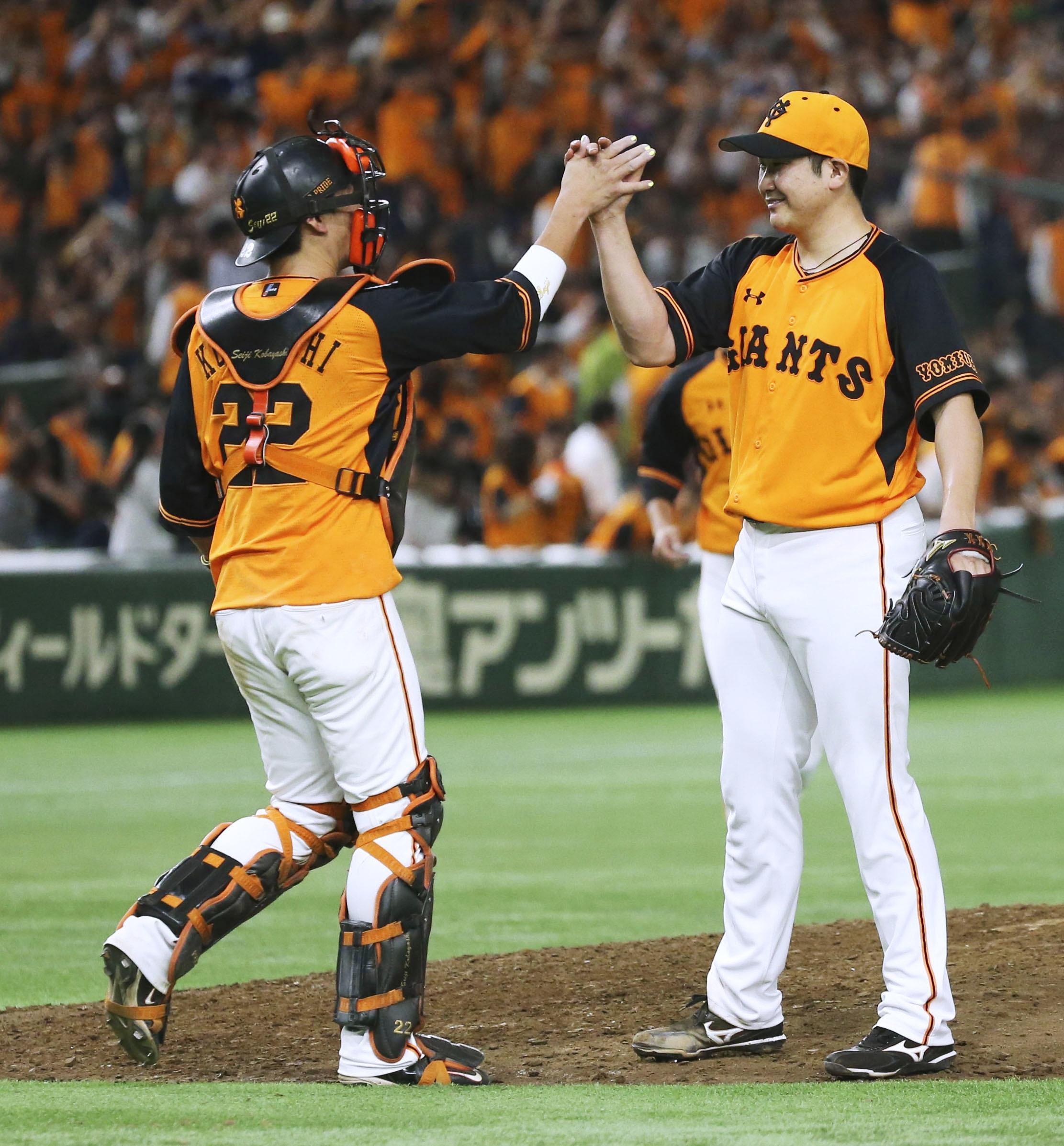 BASEBALL GATE              プロ野球            完全無欠!読売巨人・菅野が27イニング連続無失点で今季2度目の完封勝ち!