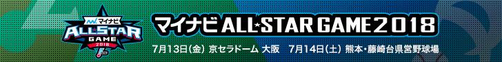 マイナビオールスターゲーム2018