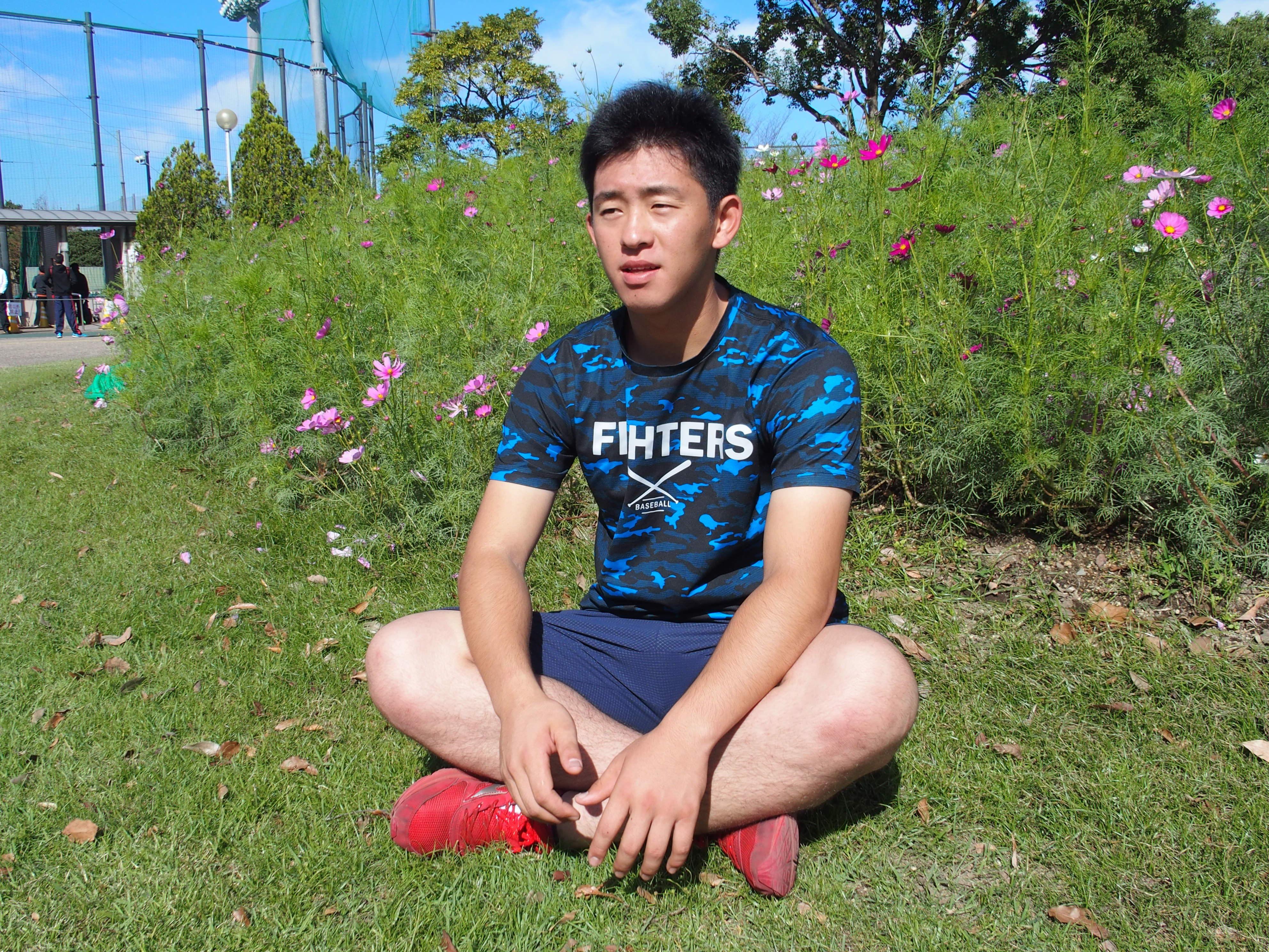 """日本ハム北浦 期待の高卒左腕 プロの体つくった1年目 """"157キロ""""の道歩む2年目"""