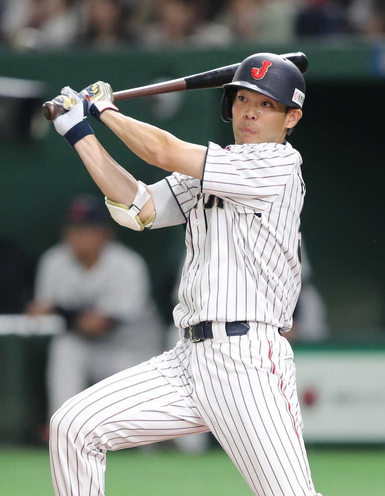 秋山 メジャー投手陣の球威に驚き「打った瞬間すぐ走れなかった」