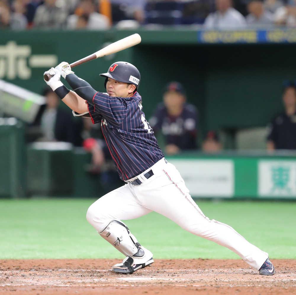 西武・森、MLB相手に打率10割!ギータ代打は「正直申し訳ない」