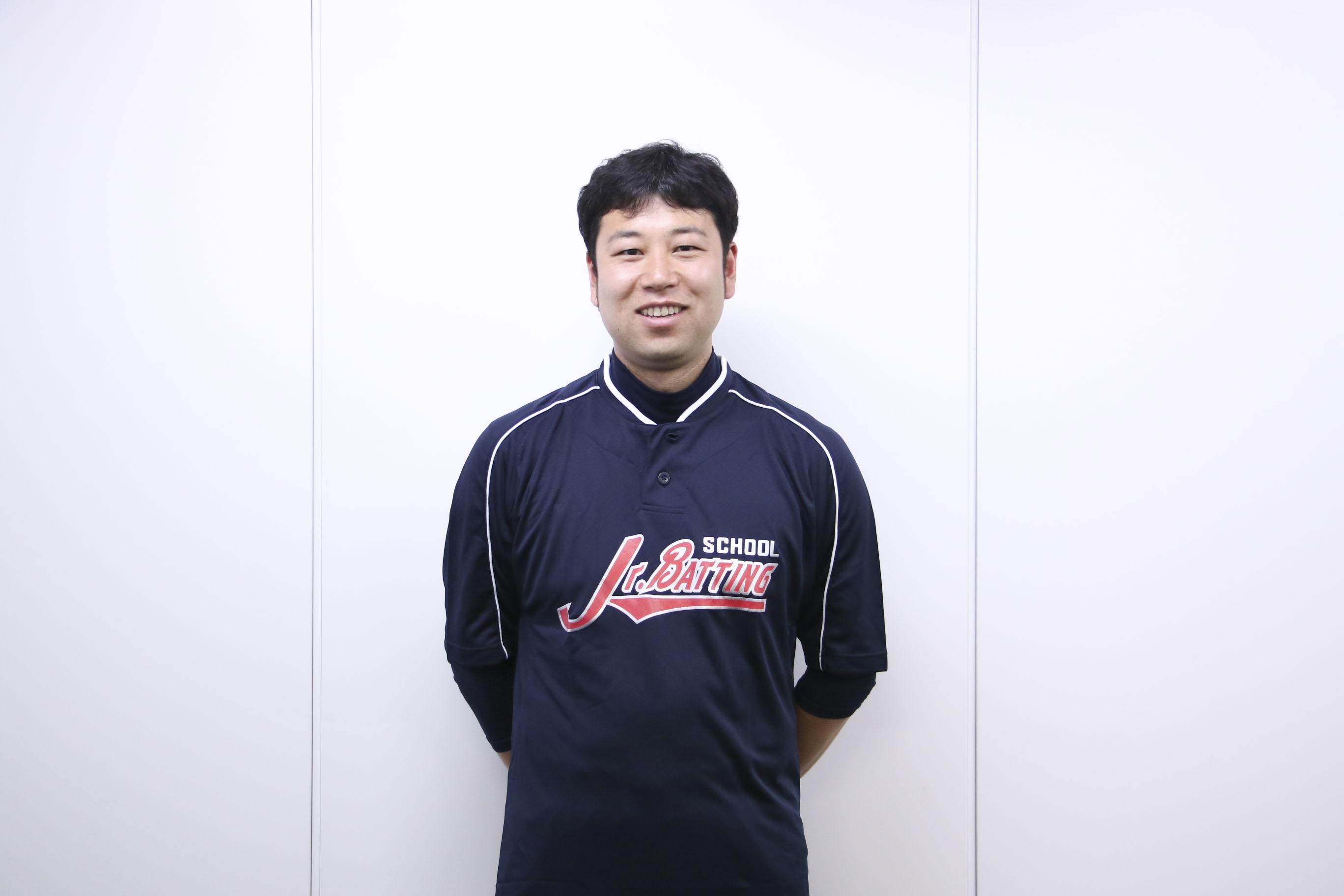 下 広志(しも・ひろし)/1986年生まれ、千葉県市原市出身。小学生1年から野球を始め、大学卒業までプレー。大学卒業後はスポーツデータバンク株式会社に入社し、ジュニアバッティングスクールの運営や社内システム構築などを手がける。その後2014年に独立しJBS武蔵を設立。ブログや動画配信サイトでも情報を提供しながらスクール運営や指導に携わる。