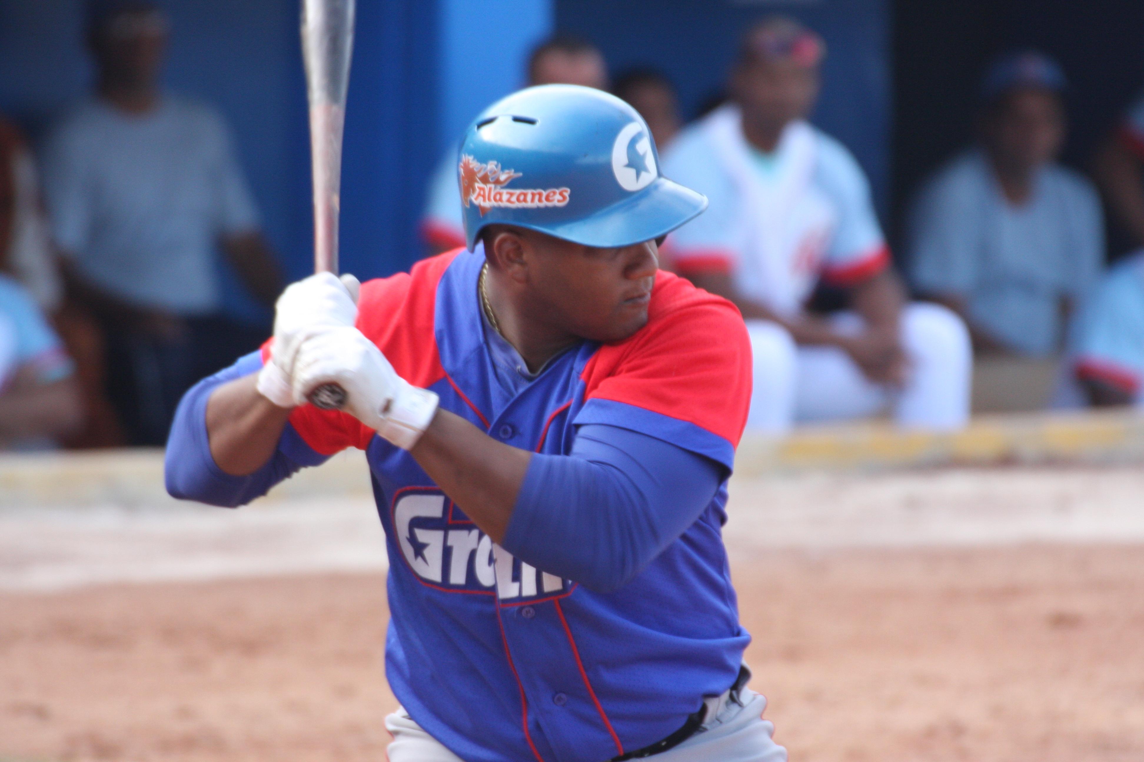 キューバの誇る大砲、デスパイネ