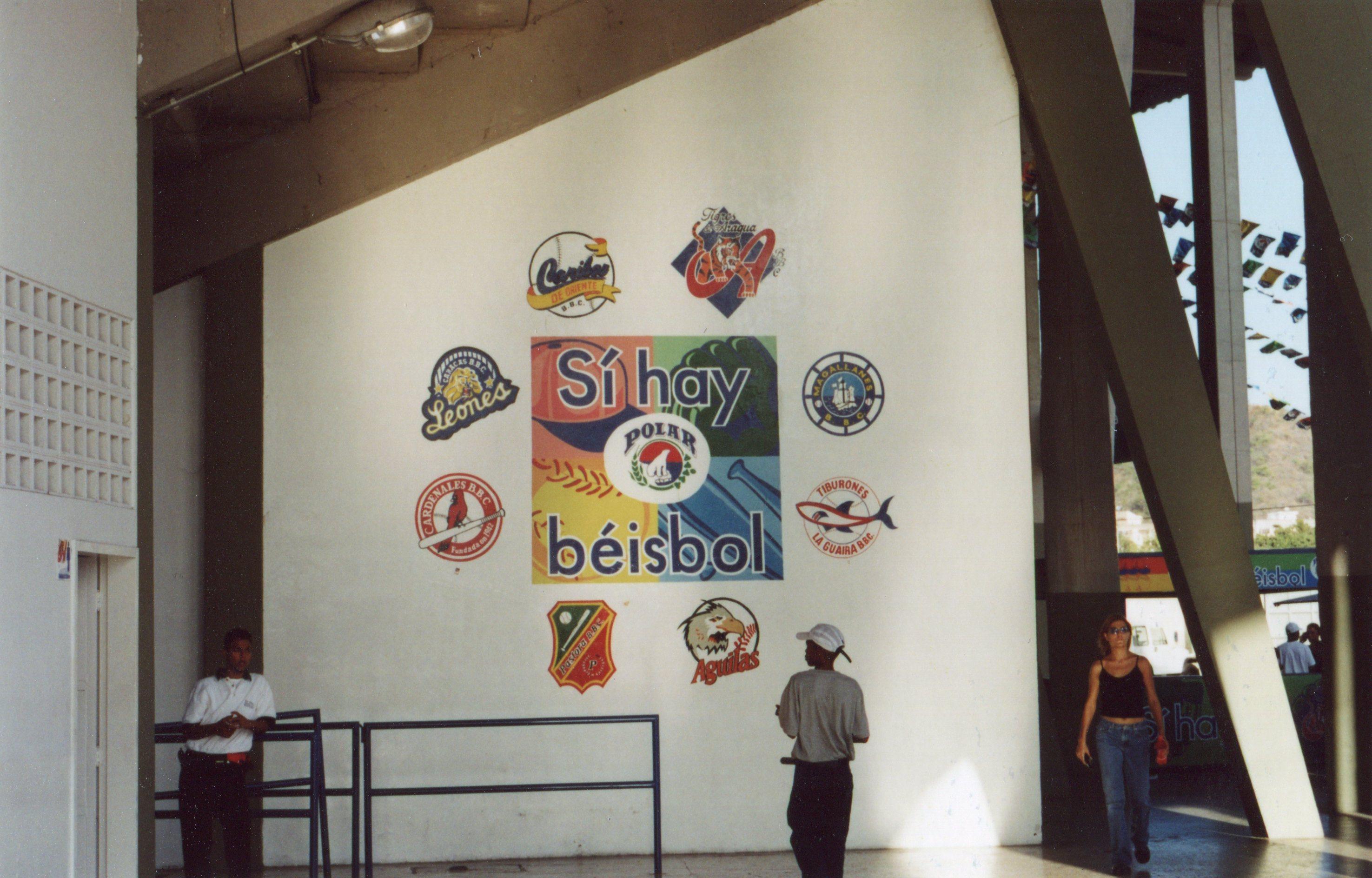 ベネズエラウィンターリーグは8球団から成っている。