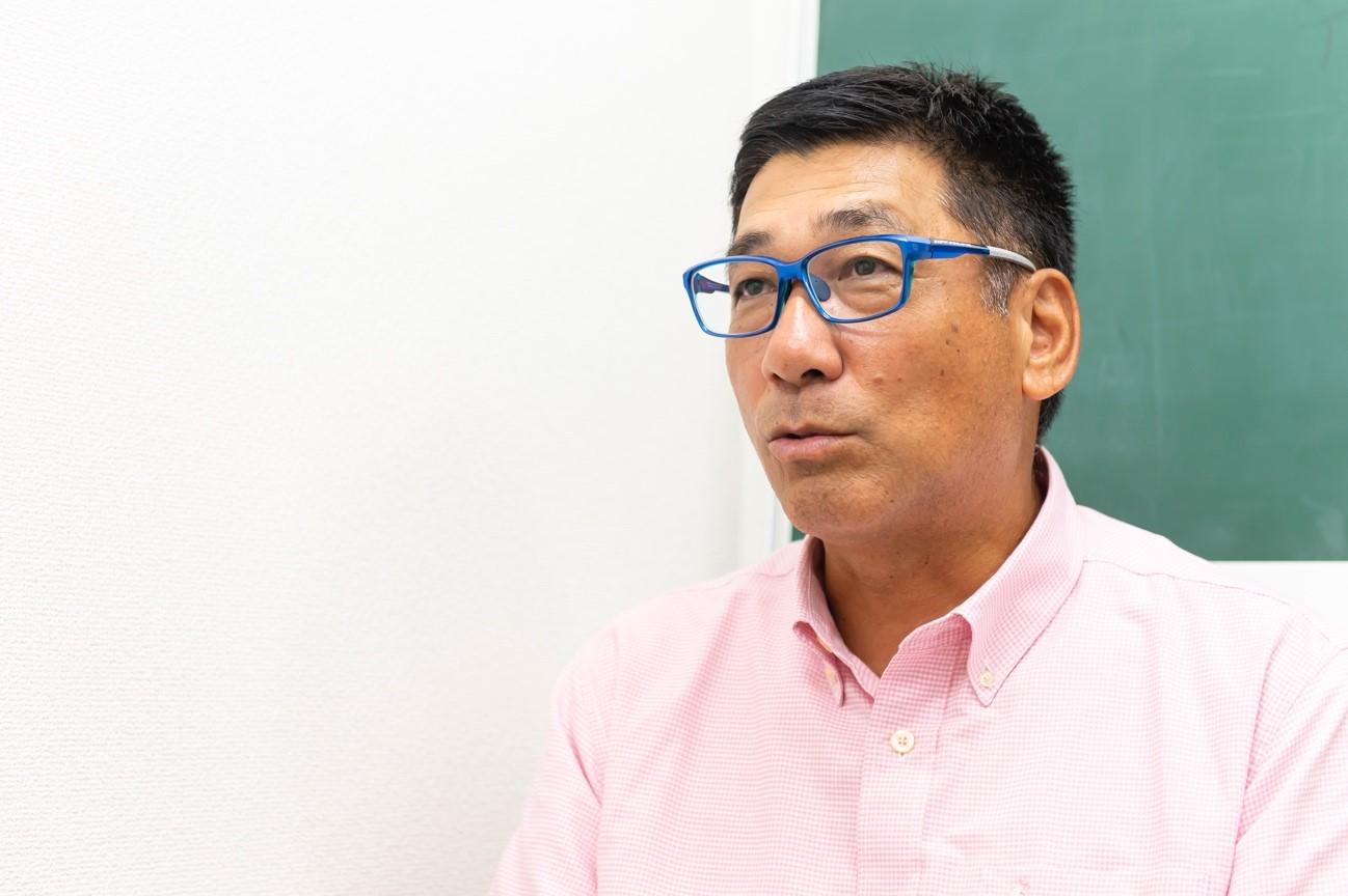 高知ファイティングドッグスの監督を務めた駒田徳広氏