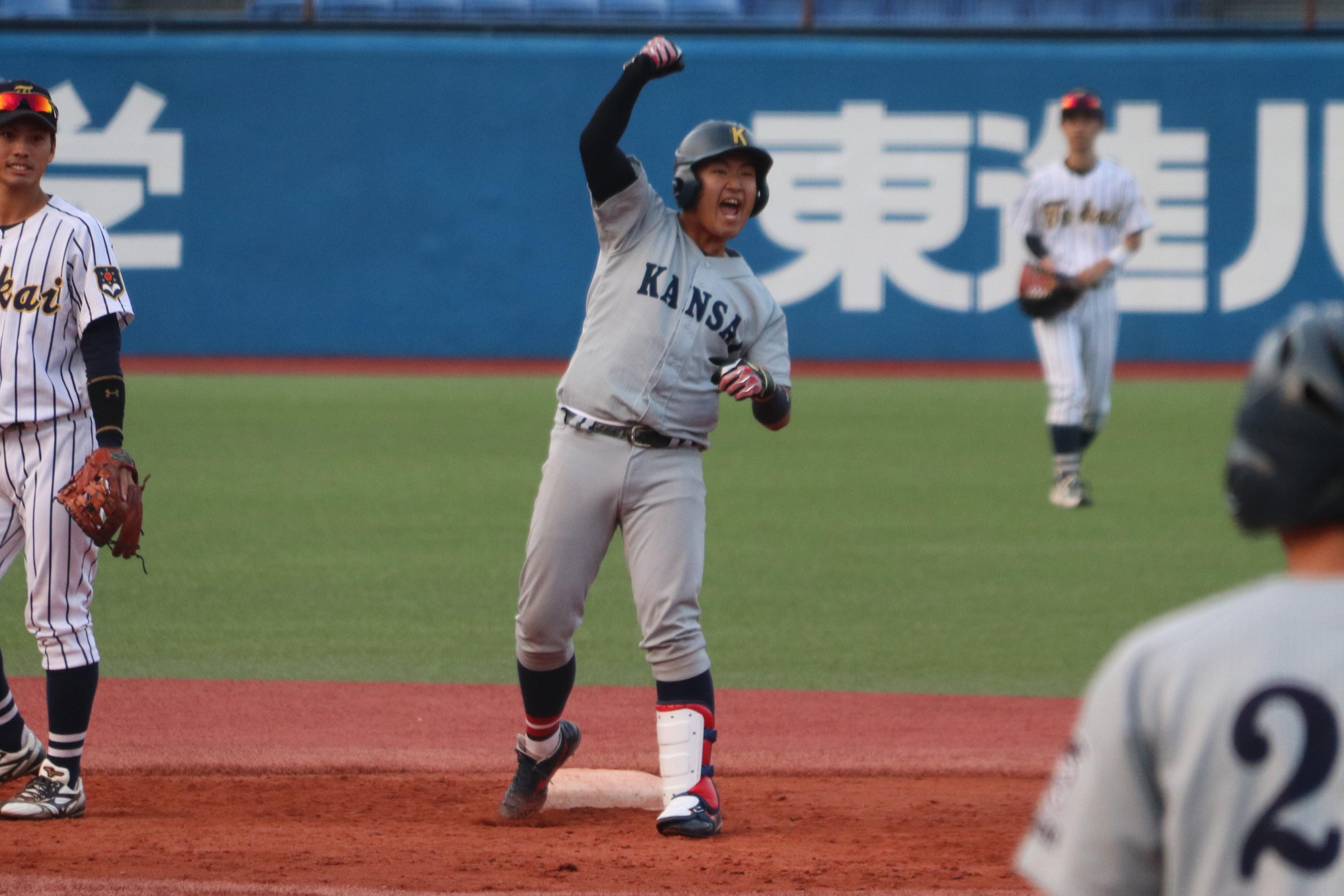 部 野球 関西 大学