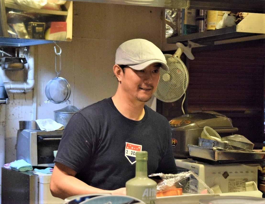 【小林敦司さん】