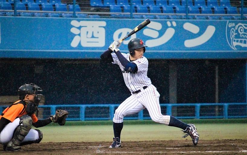 海老根優大(えびね・ゆうだい)・・・2004年9月11日生まれ。千葉県出身。京葉ボーイズ所属(中学3年生)。181cm83kg。右投右打。外野手。